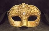 Civetta macramé gold
