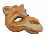 Tiermaske Kamel