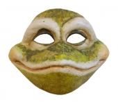 Tiermaske kleiner Frosch